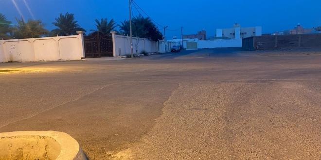 تقاطع خطير لشارعين مزدوجين يهدد حياة الأهالي بحي الكدرة بالدرب - المواطن