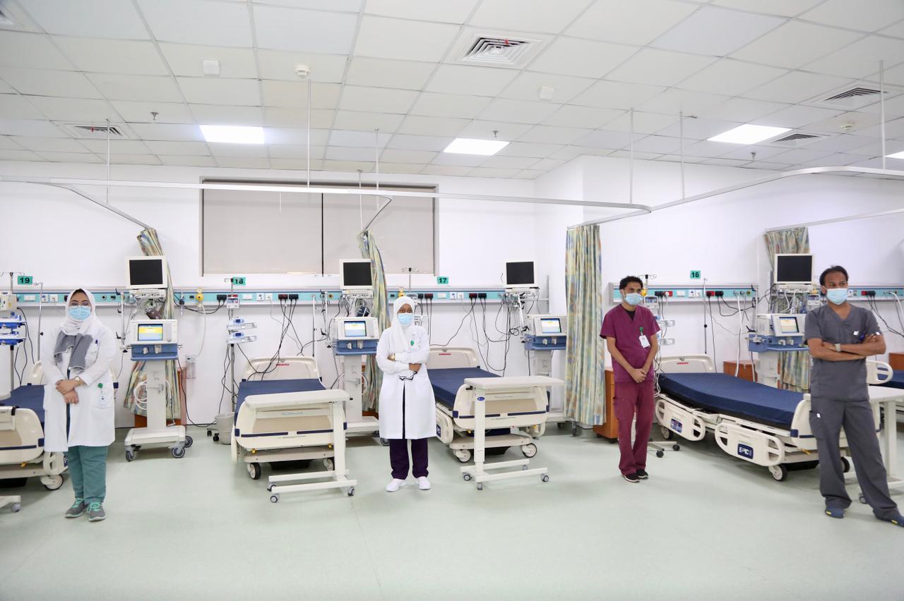 مستشفى منى الوادي جاهز لخدمة الحجيج بسعة 145 سريرًا - المواطن