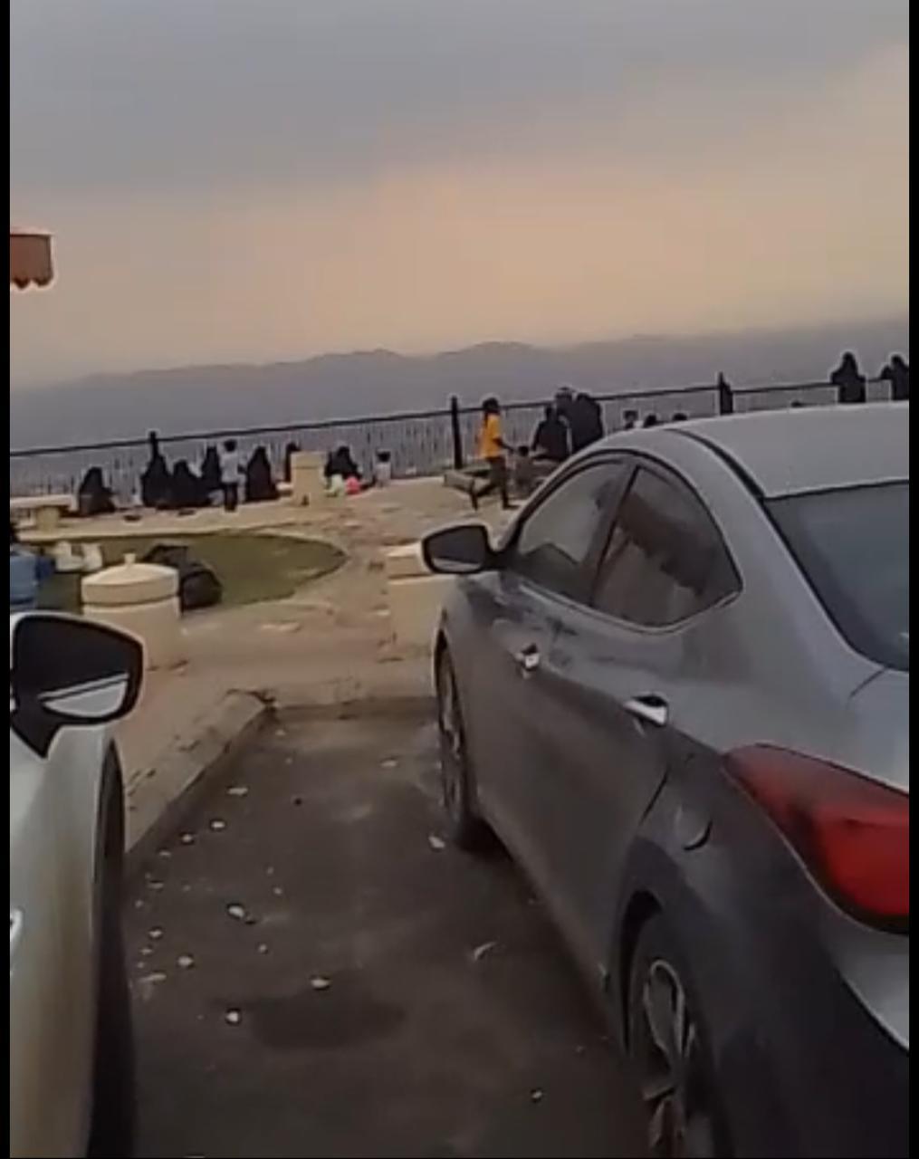 """""""المواطن"""" توثق إقبال المتنزهين على مطل العارضة للاستمتاع بالأجواء الخلابة - المواطن"""