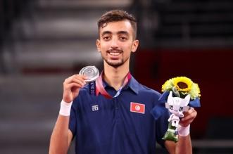 الجندوبي لاعب التايكوندو في أولمبياد طوكيو