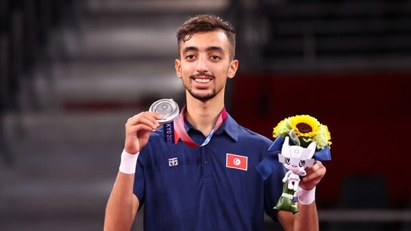 تونسي يحقق أول ميدالية لـ العرب في أولمبياد طوكيو