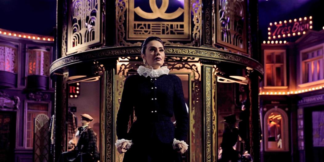 شريهان تعود إلى المسرح بعد 30 عامًا بـ كوكو شانيل