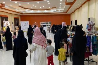 حضور وتفاعل كبير من زوار برنامج المواهب الشبابية بالرس - المواطن