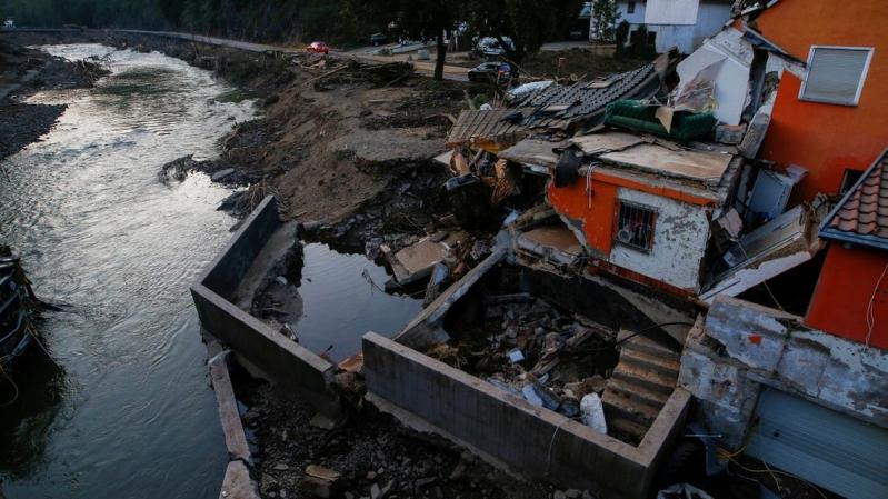 ارتفاع حصيلة فيضانات ألمانيا لـ 170 شخصًا واستبعاد العثور على ناجين - المواطن