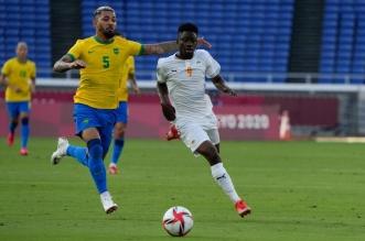 ساحل العاج والبرازيل