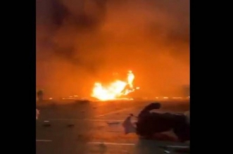 إخماد حريق ميناء جبل علي في دبي بشكل كامل - المواطن