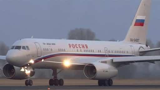 انقطاع الاتصال بطائرة ركاب تقل 28 شخصًا في روسيا