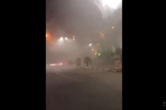 أمطار غزيرة على الداير في جازان - المواطن