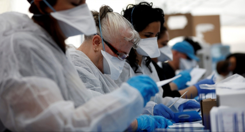 إسرائيل تسجل أعلى معدل إصابات بكورونا منذ يناير الماضي