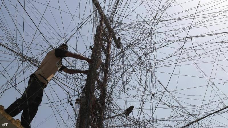 إيران توقف تزويد العراق بالكهرباء تمامًا