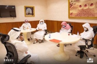 الانتهاء من المقابلات الشخصية للمتقدمين على ماجستير الاعتدال برئاسة الحرمين - المواطن