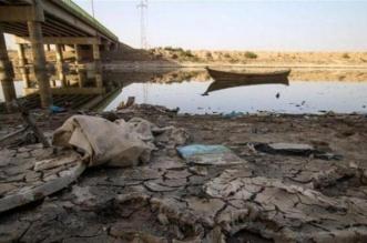 الجفاف والتصحر يضربان العراق