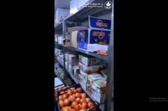 مخبوزات عفنة وأتربة في معمل تجهيز بوفيهات بالرياض! - المواطن