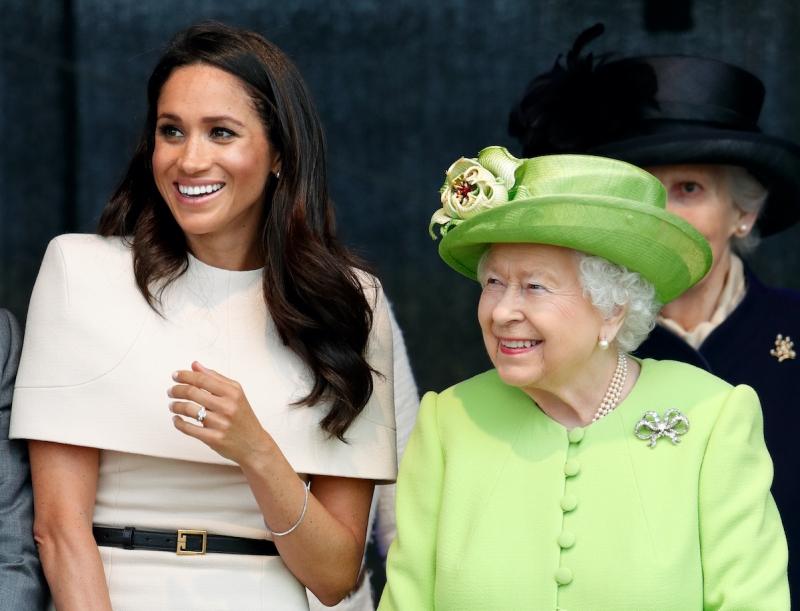 الملكة إليزابيث تتخذ إجراءً غير مسبوق ضد هاري وميغان