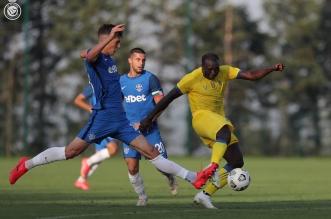 النصر ضد آردا البلغاري