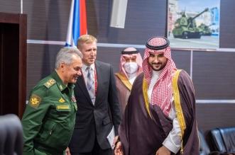 خالد بن سلمان يوقع مع نائب وزير الدفاع الروسي اتفاقية تطوير التعاون العسكري - المواطن