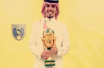 رئيس نادي التعاون سعود الرشودي