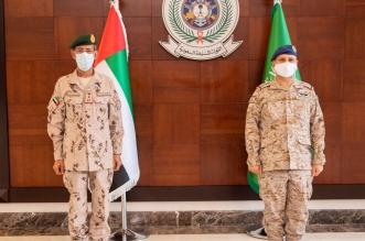 رئيس هيئة الأركان يستقبل نظيره الإماراتي لبحث تطوير العلاقات - المواطن
