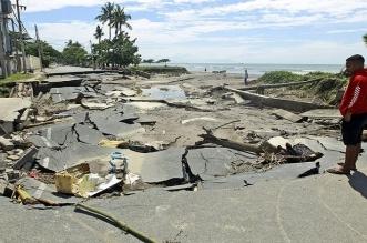 زلزال عنيف بقوة 6.1 درجة يضرب سواحل بإندونيسيا - المواطن