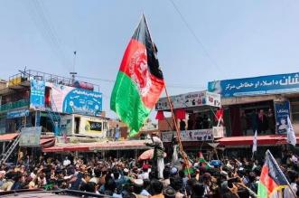 طالبان تقمع مظاهرات في أنحاء أفغانستان