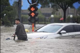 فيضانات كارثية تجتاح الصين وتتسبب في خسائر بالمليارات