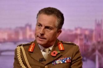 قائد الجيش البريطاني: حان وقت الشدة مع إيران - المواطن