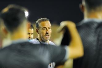 مدرب الطائي محمد الكوكي