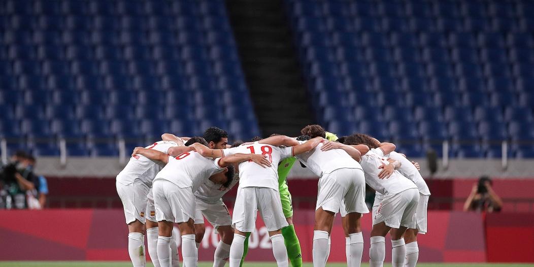 هدف قاتل يمنح إسبانيا التأهل لنهائي طوكيو 2020