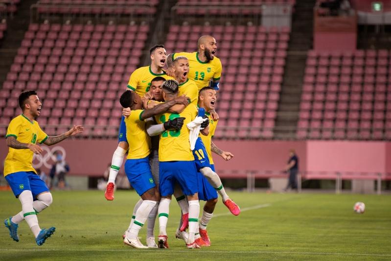 منتخب البرازيل 1