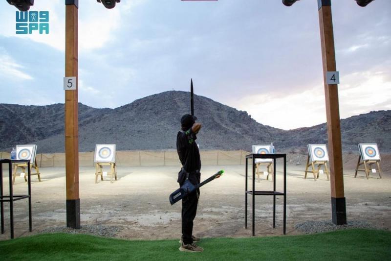 ميادين الرماية تستقبل زوار صيف السعودية في الباحة - المواطن