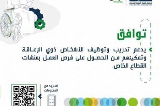 برنامج توافق يدعم أصحاب الأعمال لتوظيف الأشخاص ذوي الإعاقة - المواطن