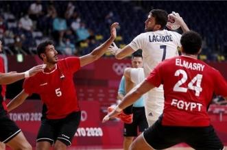 يد مصر ضد فرنسا