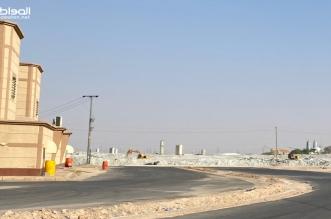 مصانع الخرسانة تقلق أهالي حي الصفا في حفر الباطن