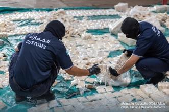 إحباط محاولة تهريب 8.7 مليون حبة كبتاجون داخل إرسالية كاكاو - المواطن