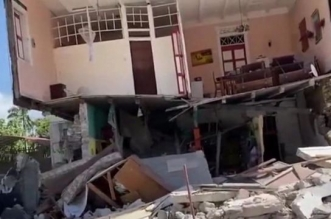 حصيلة ضحايا زلزال هايتي تصل إلى 304 قتلى - المواطن