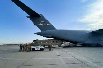 السفير الأمريكي والقائد الميداني للقوات الأمريكية يغادران العاصمة الأفغانية - المواطن