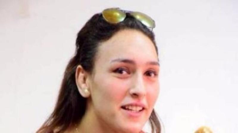 المصارعة المصرية سمر حمزة