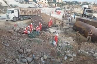 20 قتيلاً وعشرات الجرحى في انفجار صهريج وقود بلبنان - المواطن
