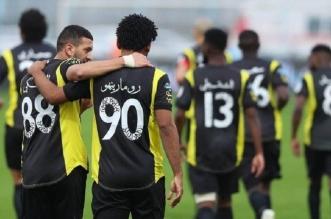 نادي الاتحاد السعودي قبل مواجهة الرجاء المغربي