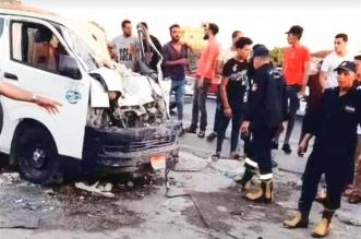 أفعى كوبرا داخل ميكروباص تهاجم السائق وتتسبب بمقتل 5 أشخاص بمصر - المواطن