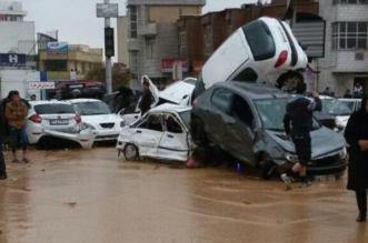 8 قتلى ومفقودون جراء الفيضانات في إيران - المواطن