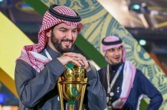 فهد بن نافل رئيس الهلال
