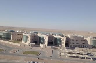 جامعة حفر الباطن: الدراسة في مبنى 2 عن بعد