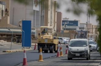 أمانة القصيم تنهي تأهيل 200 ألف م2 من الطرق الرئيسية بمدينة بريدة - المواطن