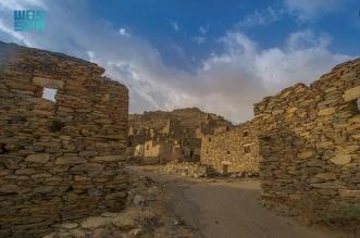 الخلف والخُليف.. نقش التاريخ على جبال الباحة - المواطن