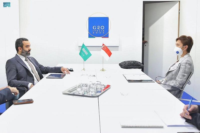 السعودية تعزز الشراكة مع دول مجموعة العشرين في مجال الابتكار والتحول التقني - المواطن