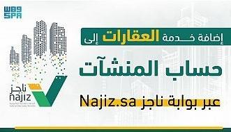 وزارة العدل تضيف خدمات العقارات عبر بوابة ناجز Najiz.sa - المواطن