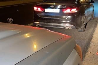 سائق متهور يفحط في طريق عام بجدة والمرور يتفاعل - المواطن