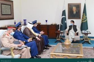 رئيس وزراء باكستان يستقبل رئيس هيئة الأركان العامة - المواطن