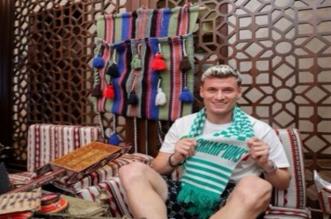 إزغيان أليوسكي لاعب الأهلي